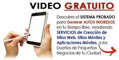 Crea y Vende Sitios web y Aplicaciones Moviles facilmente para Iphone y Android, Vende la Franquicia y obten US 300. Franquicia de Impacto Colombia. http://www.franquiciadeimpacto.com/id/luisfernando