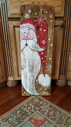 Subtil oder nett ets etsy com shop fwackijackdesign … fwackijackdesign Christmas Wood Crafts, Christmas Signs, Rustic Christmas, Christmas Art, Christmas Projects, Winter Christmas, All Things Christmas, Holiday Crafts, Pallet Christmas