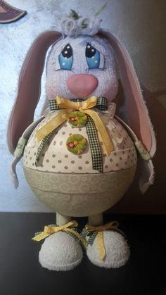 Coniglietto porta cioccolatini