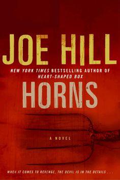 "io9 Book Club - ""Horns"" by Joe Hill (author of ""Locke & Key"")"