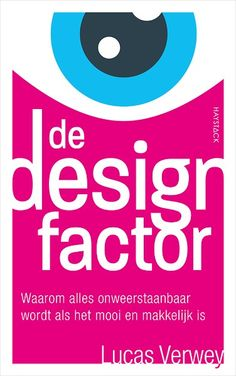 De designfactor door Lucas Verwey {available in library TextielMuseum} Download, Innovation, Logos, Product Development, Free, Logo, Product Engineering