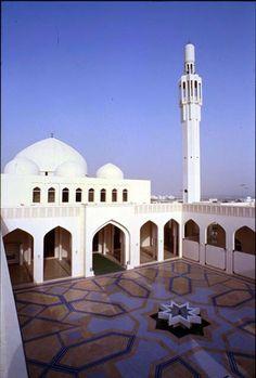 Mosqu e rose iran paysage moyen orient mosqu es for Architecture islamique moderne