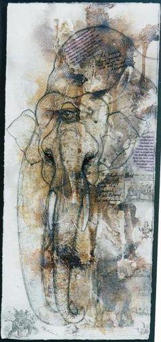 Pamela Conder - Elephant Composite