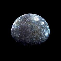 red-lipstick:Callisto - Callisto is the fourth Galilean moon of Jupiter by distance.
