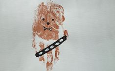 3 Star Wars Handprint Paintings for Younglings, kids crafts