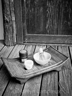 Zen Art - Peaceful Art - Meditation Artwork - Japanese Tea Ceremony Tray - Fine Art Photography - Home Decor - 8 x 10 photo. $25.00, via Etsy.