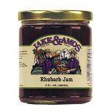Jake & Amos Rhubarb Jam Rhubarb Preserves, Jar, Food, Jars, Meals, Glass