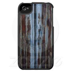 Rusty iron door Speck iPhone 4 case