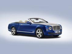 Novo Bentley Grand Convertible apresenta-se em Los Angeles | Chronos do Tempo