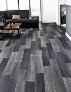 Parquet Gray Parket Grijs On Pinterest Grey Wood Floors Wooden Flooring And Black Walls