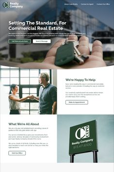 Best Portfolio Websites, Best Photography Websites, Commercial Real Estate, Premium Wordpress Themes, Getting To Know, All About Time, Creative, Beautiful