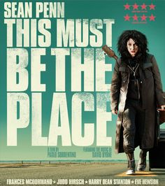 This Must Be The Place, very interesting role for Sean Penn