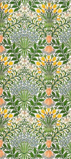 Green plants wallpaper