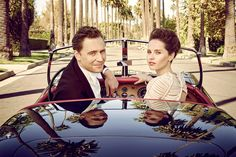 tom hiddleston Vanity Fair 2015   Our Fave Brit Actors Recreate Classic Hollywood in New Short