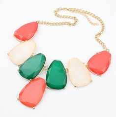 Bohemia Style Multilayer Color Elliptical Gem Gold Plate Necklaces for Lovers Jewelry Box, Jewelery, Jewelry Accessories, Fashion Accessories, Jewelry Making, Beaded Jewelry, Best Friend Necklaces, Cheap Shoes Online, Wholesale Shoes