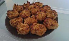 Muffiny marchewkowo-dyniowe #muffin #carrot #glutenfree #sugarfree #vegan http://muffin-master.blogspot.com/2014/10/muffiny-marchewkowo-dyniowe.html