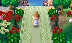 Fairytale path-green