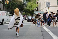 New York Fashion Week Street Style Primavera 2015