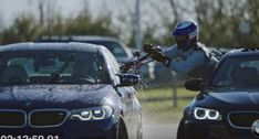 Watch BMW Set 2 Guinness World Records While Drifting 8 Hours Straight And Refueling Mid-Drift