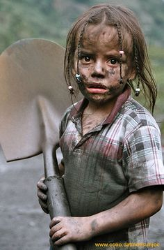 Not a game by noesunjoc, via Flickr.  Child labor in Latin America  http://conc.ccoo.cat/noesunjoc/