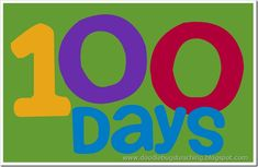 Doodle Bugs Teaching {first grade rocks!}: 100th day of fun!