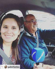 #Repost: @gabinfanteu via Seguimos con Juanito recorriendo las calles de la capital en esta jornada de elecciones por @cooperativa #cooperativavota