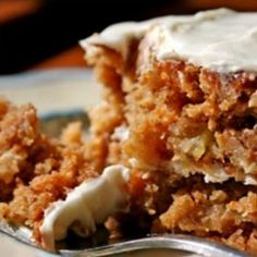 Vegan Carrot Cake is delicious. This recipe was originally requested by Deonsworld, but Vegan Carrot Cake or Cupcakes are a great vegan dessert for Mother's . Gluten Free Carrot Cake, Vegan Carrot Cakes, Gluten Free Sweets, Gluten Free Cakes, Gluten Free Cooking, Wheat Free Recipes, Gluten Free Recipes, Cupcake Recipes, Dessert Recipes