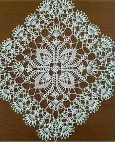 Red white doily 13 in-christmas doily-crochet doily-christmas decor-gift for christmas-red tableclot Crochet Tablecloth Pattern, Crochet Doily Diagram, Crochet Lace Edging, Crochet Doily Patterns, Crochet Art, Crochet Squares, Crochet Home, Thread Crochet, Filet Crochet