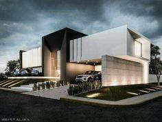 Casas modernas minimalistas
