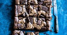 What's better than a chocolate Bourbon biscuit? Chocolate Bourbon brownies! This is one of our favourite recipes of 2016 - trust us, you'll need to make a double batch