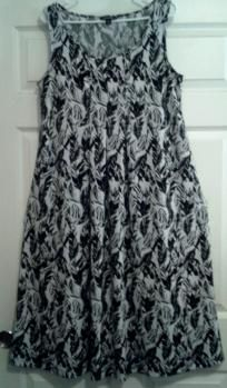 Womens Lg.12-14 sleeveless dress
