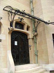Panoramio - Photo of puerta y marquesina