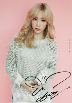 iam Big fan For Taeyeon , I really Love Taeyeon She's So Beautiful