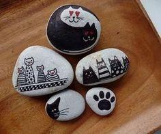 Gabis Welt :)'s Kreativ - Rock / Stone / Pebble Art images from the web