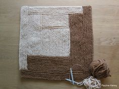 Small Log Cabin Rug