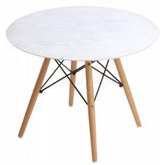 DSW Eames White Table For Kids  #dining #WhiteTables #desk #EamesKidsTable #MqFurniture #FurnitureKidsFurniture #tables #kids #eames #table #FurnitureTables #round #furniture #KidsTables #white