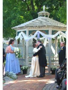 Crocker House Wedding