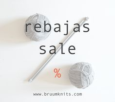20% discount in the last collection items! Very soon new website and new collection! :)  www.bruumknits.com