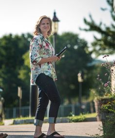 ann romney campaign trail | Wolfboro, N.H.: Fashion on the Campaign Trail - mom.me
