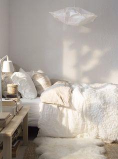 LINBLOMMA Bettwäsche-Set, 100 % Baumwolle, 140x200/80x80 cm, naturfarben € 39.-/2-tlg.