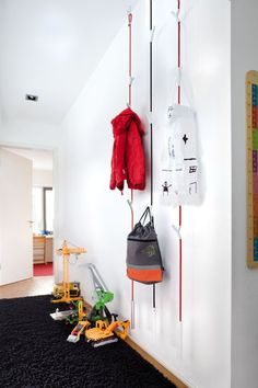 Clever, Creative Coat Hanger Ideas
