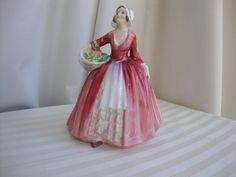 Royal Doulton bone china  Janet  HN 1537 COPR 1932