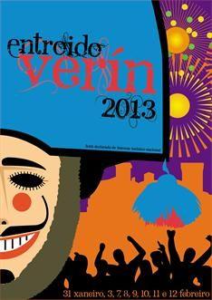 Entroido 2013 en Verín