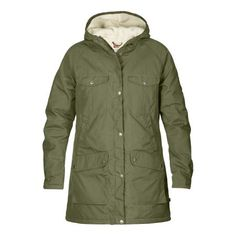 Fjällräven Women's Greenland Winter Parka Wintermantel
