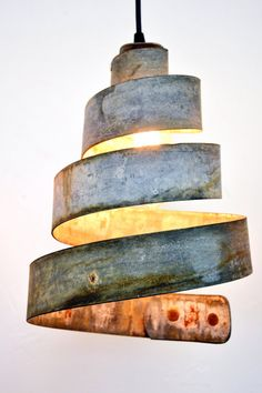 CORBA Collection - Lavaliere - Wine Barrel Ring Pendant Light / made from retired CA wine bar. CORBA Collection - Lavaliere - Wine Barrel Ring Pendant Light / made from retired CA wine barrel rings - Recycled, Pendant Lamp, Pendant Lighting, Light Pendant, Ceiling Lighting, Wine Barrel Rings, Wine Barrels, Wine Barrel Bar, Wine Ring, Luminaria Diy