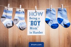 Boys present their own unique set of parenting challenges. Check out our list of ways how being a boy mom is harder.
