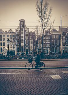 """Streets of Amsterdam"""