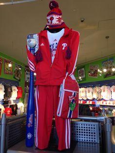 Phillies kids winter gear