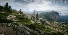 Work I did on Battlefield 1. Title on the project was Lead Vegetation Artist, I was responsible for overseeing the vegetation of the game as well as look dev, planning, modelling, photogrammetry, texturing, skinning, in engine setup, generation of scatter foliage and some basic shader work. It was a team effort so a lot of credit goes out to the rest of the team as well!