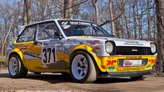 This Toyota Starlet went from rust bucket to rally rocket Photo 3 Toyota Starlet, 1990s Cars, Offroader, Car Pictures, Photos, Ford Escort, Rally Car, Amazing Cars, Jdm